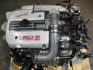 JDM NISSAN SKYLINE NEO RB25DET MOTOR R34 NEO Engine JDM R34GTT