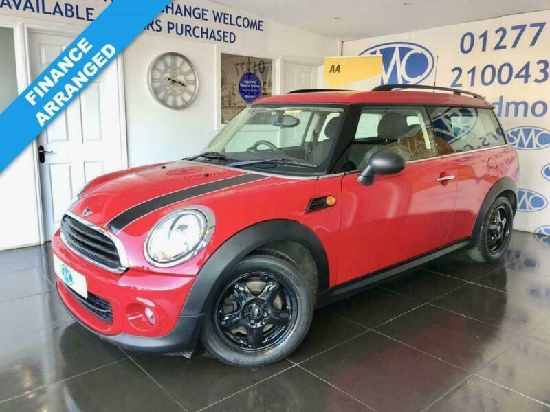 2010 60 Mini Clubman 16 One 5d Auto 98 Bhp In Shenfield