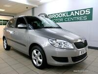 Skoda Fabia 1.2 SE [4X MAIN DEALER SERVICES and LOW MILES]