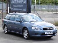 Subaru Legacy 2.0i S,Estate, Blue, 2006, 73 000 Miles, FSH, 6 Months AA Warranty