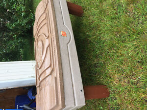 STEP 2 sand and water table $50
