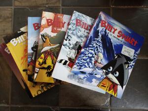 Collection livres : Billy Stuart (Tomes 1 à 6)