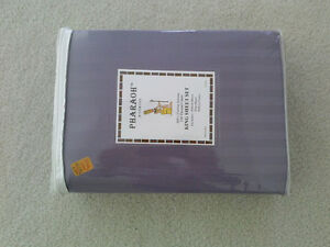 BRAND NEW KING SIZE BEDSHEETS SET