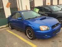 2004 Subaru Impreza WRX w/ Sunroof *PRICE LOWERED*