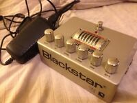 Blackstar HT-DISTX pure valve filth pedal.