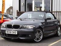 2008 BMW 1 Series 118i M Sport 2dr 2 door Convertible