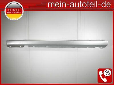 Mercedes W221 Seitenschweller Li 775 Iridiumsilber 2216900140 2216900140, A221 D