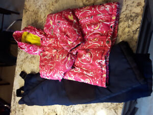 5t Girls snowsuit