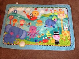 Fisher price giant playmat