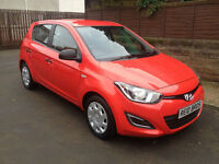 2012 (62) Hyundai i20 1.2 Classic 5 Door Hatchback Petrol Manual