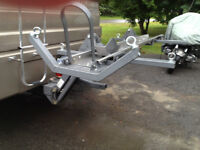 RV Hydraulic lift for Motorcycle
