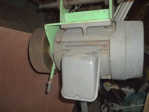 Two sealed electric 3 phase motors if the ad is here I have them