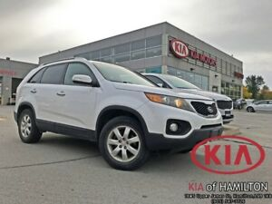 2011 Kia Sorento LX | FWD | 5-Seater | AS-IS