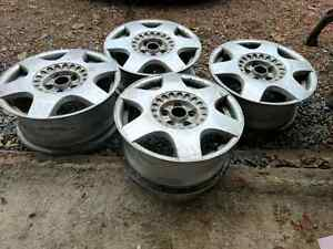 5x100 vw jetta/golf rims Peterborough Peterborough Area image 2
