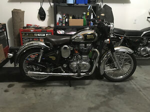Royal Enfield Classic Chrome C5