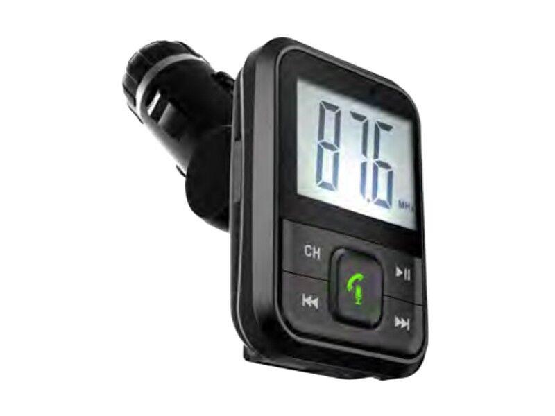 Supersonic Iq 205bt Bluetooth Wireless Fm Transmitter Usb Sd Aux Handfree Mode 639131202054 Ebay