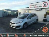2016 KIA CEED CRDI 3 ISG 1.6L - IDEAL FAMILY CAR - VERY PRACTICAL