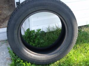 USED 195/60/R15 WINTER TIRES