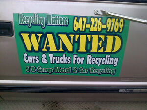 JB SCRAP METAL AND CAR AND TRUCK RECYCLING