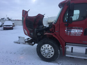 2004 freighliner single axle