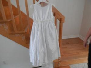 Robe de première comunion