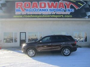2015 Kia Sorento LX Premium AWD 6AT