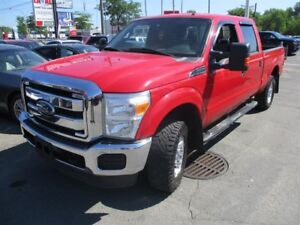 Ford Super Duty F-250 SRW 4WD Crew Cab 2011