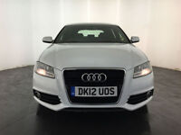 2012 AUDI A3 S LINE TDI DIESEL 1 OWNER FROM NEW SERVICE HISTORY FINANCE PX