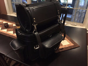 Tourmaster XL mailbag with top case
