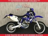 YAMAHA WR400F ENDURO BIKE LOW MILEAGE LONG MOT TILL MARCH 2019 2000 V PLATE