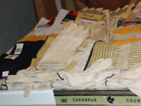 Assorted winter gloves starting at $5.00/pair