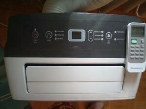 Portable Air Conditioner with the remote