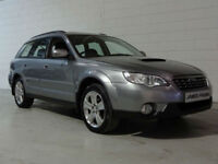 2008 SUBARU OUTBACK 2.0 D RE *** F/S/HISTORY, LEATHER, SUPERB THROUGHOUT ***