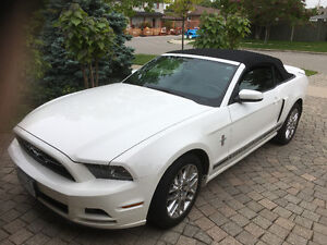 2013 Ford Convertible Premium Package