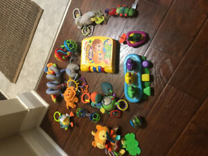 Baby toy bundle 3