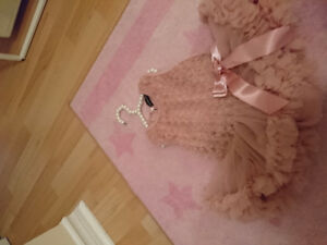 Olivia Rose Party Dress Size 6-12months