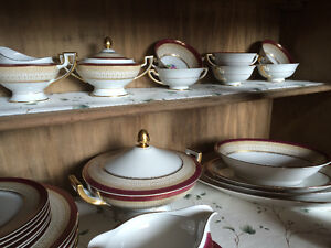 Royal Bayreuth Antique Dishes