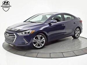 2017 Hyundai Elantra GLS TOIT CAM DE RECUL