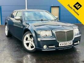 2008 08 CHRYSLER 300C 3.0 CRD V6 DIESEL TURBO AUTOMATIC FSH 97K 1 YEAR MOT DIESE