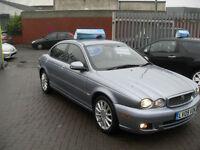 Jaguar X-TYPE 2.0D 2009 S