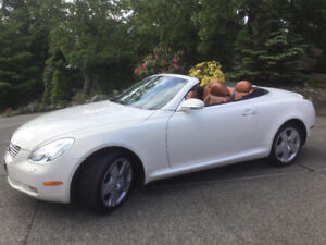 2005 Lexus SC Convertible   LOADED WITH WOW FACTOR