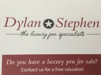 Sell your pen collection phone 07717753065 for a quote