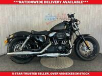 HARLEY-DAVIDSON XL 1200 X FORTY EIGHT ABS LOW MILEAGE 12 MONTH MOT 2015 15