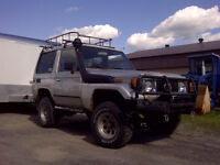 Toyota Land Cruiser BJ70 LX VUS