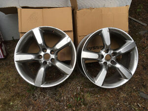 18 x 8 Custom Alloy Rims