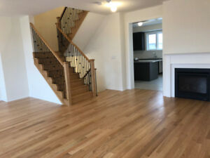 Whitby North New townhouse 2200sqft,4bedroom, 2 car garage
