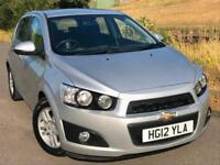2012 Chevrolet Aveo 1.3VCDI ( 95ps ) Eco ( s/s ) 2012.5MY LT