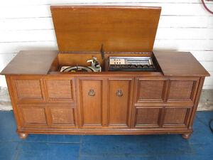 vintage meuble stéréo dumond solid state