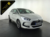 2013 63 CITROEN DS5 DSPORT HDI 1 OWNER FROM NEW SERVICE HISTORY FINANCE PX