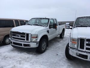 Ford F-350's